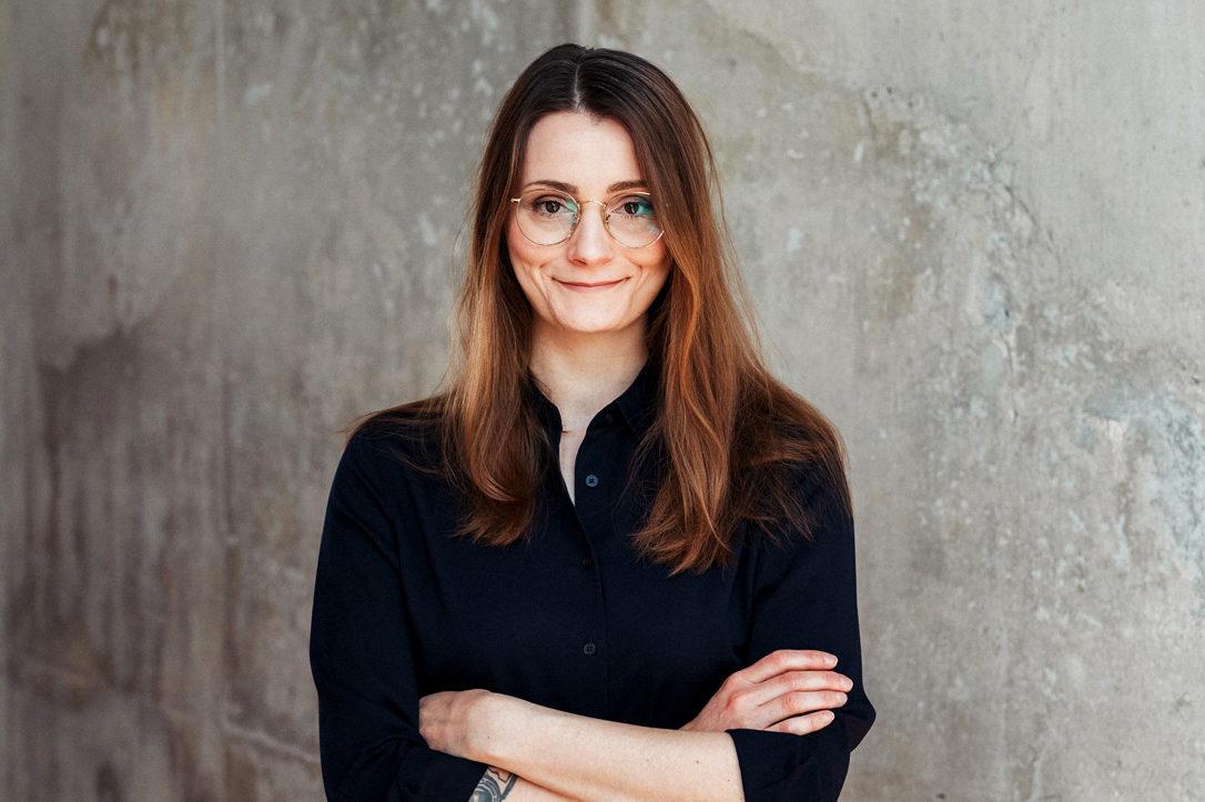Portrait Stephanie Lieske